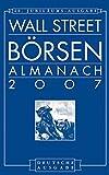 Yale Hirsch: Wall Street Börsen Almanach 2007. Kalender