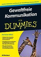 Gewaltfreie Kommunikation für Dummies (Fur…