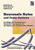 Neuronale Netze und Fuzzy-Systeme:…