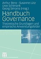 Handbuch Governance: Theoretische Grundlagen…