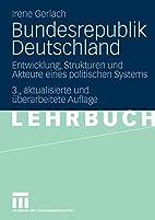 Bundesrepublik Deutschland: Entwicklung,…