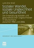 Sozialer Wandel, soziale Ungleichheit und…