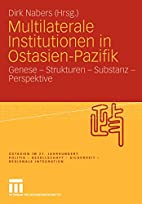 Multilaterale Institutionen in…