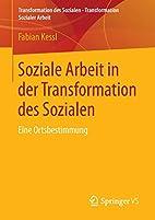 Soziale Arbeit in der Transformation des…