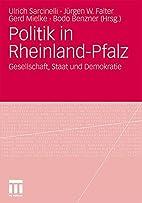 Politik in Rheinland-Pfalz: Gesellschaft,…