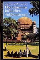 Der Islam im indischen Subkontinent…