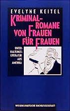 Kriminalromane von Frauen für Frauen by…