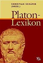 Platon-Lexikon by Christian Schäfer