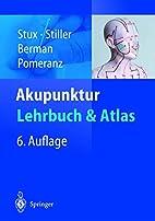 Akupunktur Lehrbuch und Atlas by Gabriel…