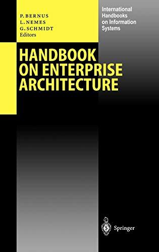 handbook-on-enterprise-architecture-international-handbooks-on-information-systems