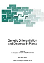 Genetic differentiation and dispersal in…