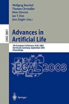 Advances in Artificial Life 2003 by Wolfgang…