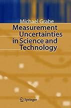 Measurement Uncertainties in Science and…