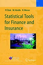 Statistical tools for finance and insurance…