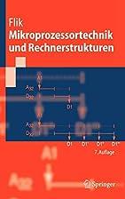 Mikroprozessortechnik und Rechnerstrukturen…