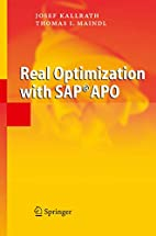 Real Optimization with SAP® APO by Josef…