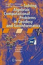 Solving algebraic computational problems in…