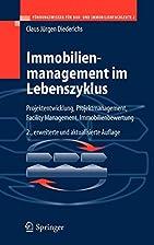 Immobilienmanagement im Lebenszyklus:…