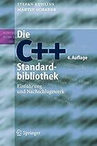 Die C - Standardbibliothek. Einführung…
