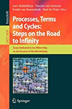 Processes, Terms and Cycles: Steps on the…