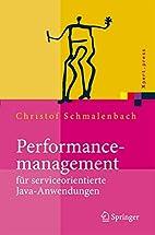Performancemanagement für…