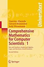 Comprehensive Mathematics for Computer…
