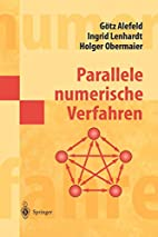 Parallele numerische Verfahren.…