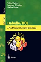 Isabelle/HOL: A Proof Assistant for…