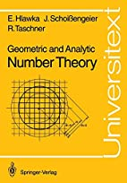 Geometric and Analytic Number Theory by…