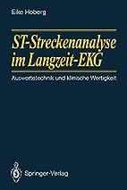 S.T.-Streckenanalyse im Langzeit-E.K.G.:…