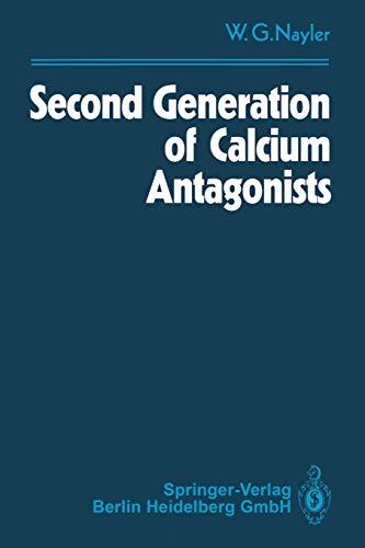 second-generation-of-calcium-antagonists