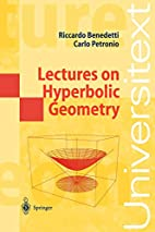 Lectures on Hyperbolic Geometry…