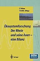 Ökosystemforschung : Der Rhein und seine…