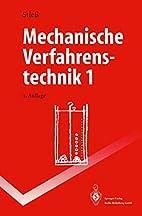 Mechanische Verfahrenstechnik 1…