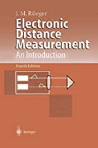 Electronic distance measurement : an…