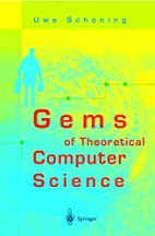 Gems of Theoretical Computer Science by Uwe…