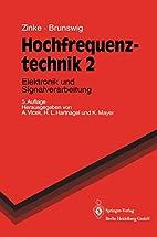 Hochfrequenztechnik 2: Elektronik und…
