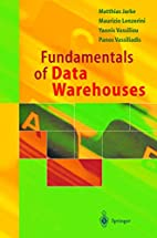 Fundamentals of Data Warehouses by Maurizio…