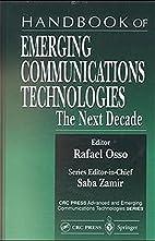 Handbook of Emerging Communications…