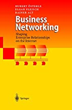 Business networking : shaping enterprise…