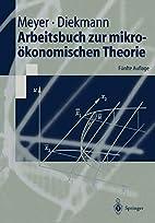Arbeitsbuch zur mikroökonomischen Theorie…