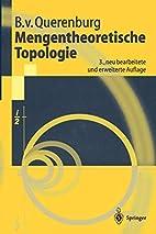 Mengentheoretische Topologie…