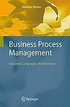 Business Process Management: Concepts,…