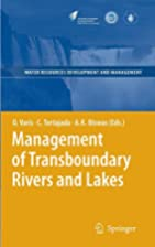 Management of transboundary rivers and lakes…