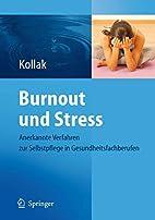Burnout und Stress Anerkannte Verfahren zur…