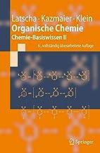 Organische Chemie: Chemie-Basiswissen II…