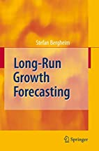 Long-Run Growth Forecasting by Stefan…