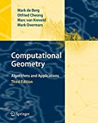 Computational Geometry : Algorithms and…