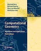 Computational Geometry : Algorithms and…