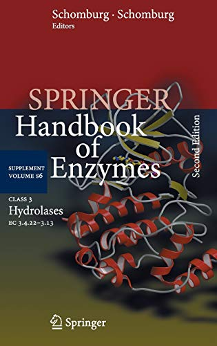 class-3-hydrolases-ec-3422-313-springer-handbook-of-enzymes